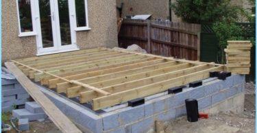 Projecten en ontwerpen van paviljoens met barbecue en grill met je handen foto 39 s - Hoe een overdekt terras te bouwen ...